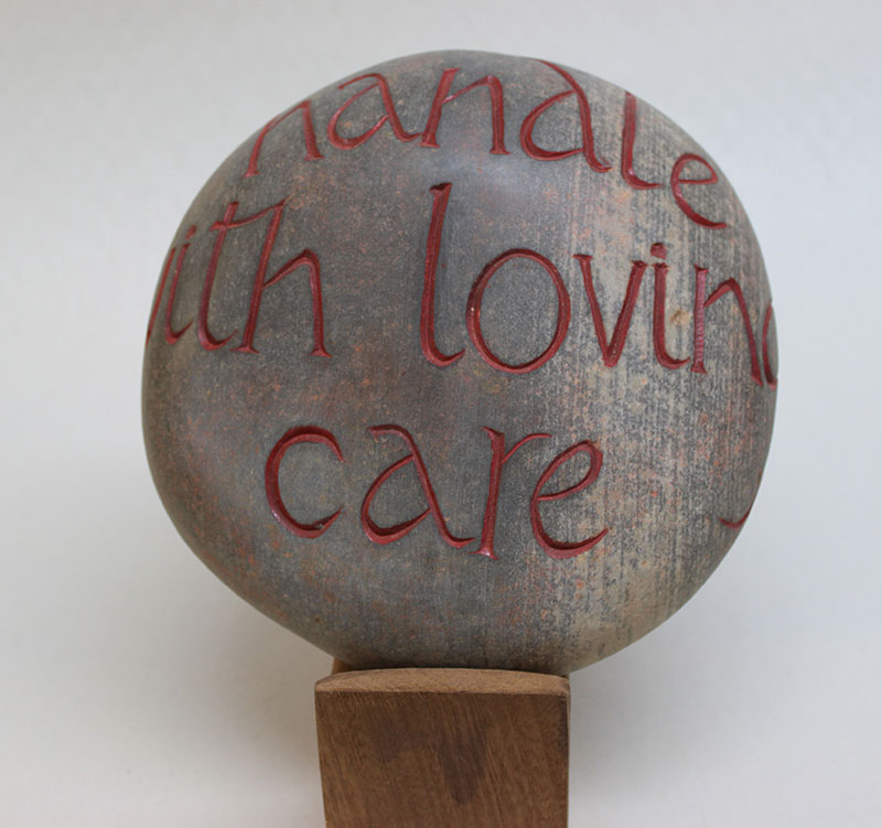 Handle with loving care